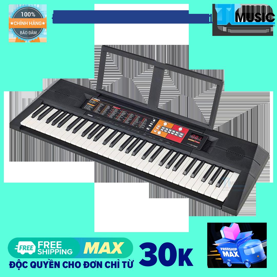 [Chính hãng] Đàn Organ 61 phím Yamaha PSR F51 – Yamaha keyboard F51 -Thiết kế đơn giản, sử dụng dễ dàng