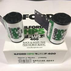 Film BW Ilford HP5 Plus 400, 36exp – Phim chụp ảnh 35mm (phim chiết)