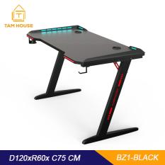Tâm House Bàn Gaming chân chữ Z chuyên dụng đa năng – BZ1