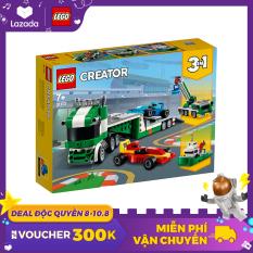 LEGO CREATOR 31113 Xe Tải Vận Chuyển Xe Đua ( 328 Chi tiết)