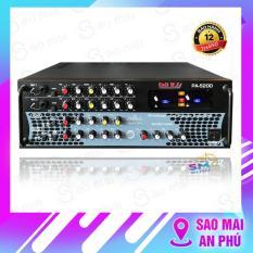 Ampli karaoke Amply nghe nhạc gia đình Cali.D&J PA-5200