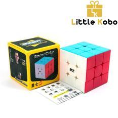 Rubik 3×3 QiYi Warrior S Stickerless Rubik 3 Tầng Khối Lập Phương Rubik