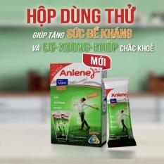 [Tặng Bánh cho mọi đơn hàng]Bộ 4 Hộp Sữa bột Anlene Gold Movepro Gói Tiện Lợi dành cho người trên 40 tuổi (140g/04 gói/hộp x 4 hộp)