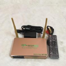 Android Box Q9s Ram 1GB Biến TV Thành Smart TV xem phim miễn phí