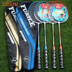 Bộ 2 cây vợt cầu lông kèm túi giá tốt