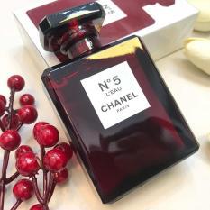 Nước hoa nữ chai đỏ N5 100ML
