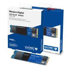 [Nhập ELJAN11 giảm 10%, tối đa 200k, đơn từ 99k]Ổ cứng thẻ rắn SSD M.2 2280 SN550 Western Digital Blue PCIe Gen3 x4 NVMe