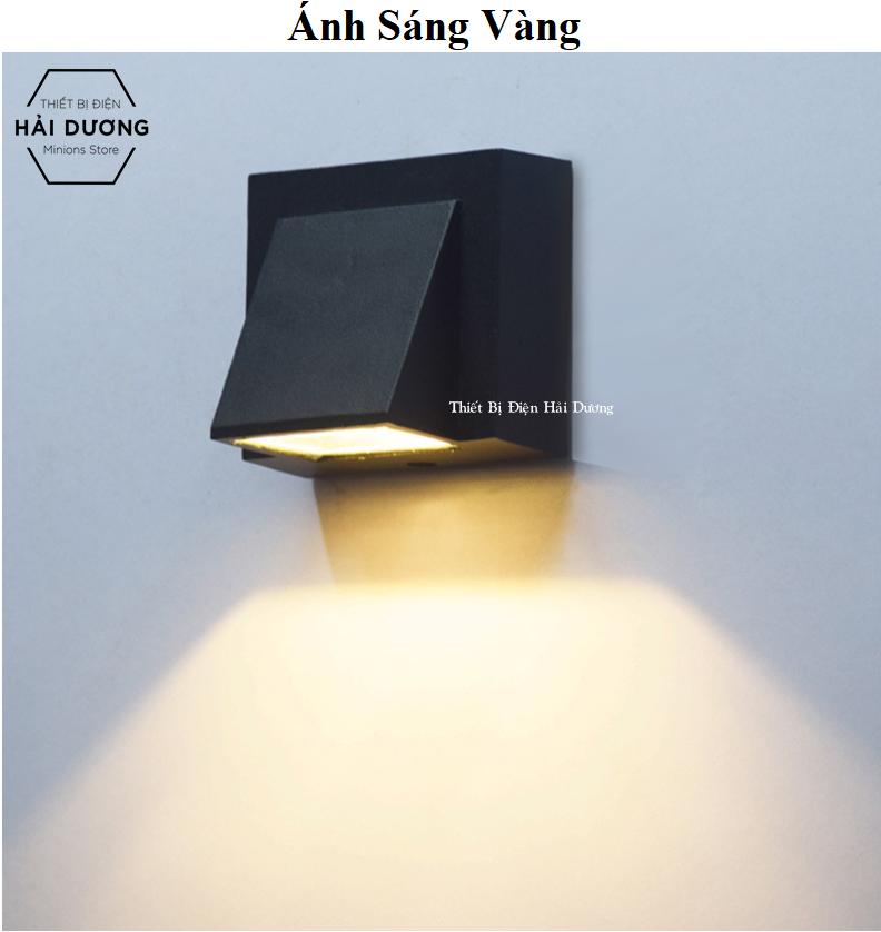 Đèn Trang Trí Gắn Tường Decor Hiện Đại Ngoài Trời ,Trong Nhà DT-945 – Led Siêu Sáng – Chống Nước IP65