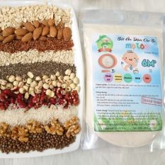 1kg Bột ăn dặm mịn/bột cán vỡ nấu cháo cho bé yêu – bột vỡ nấu cháo, cam kết hàng đúng mô tả, chất lượng đảm bảo, an toàn đến sức khỏe người sử dụng, đa dạng mẫu mã