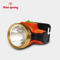 Đèn pin đội đầu Điện Quang ĐQ PFL14 R OY DL (Pin sạc Lithium, Cam – Vàng, 2.5W, daylight)