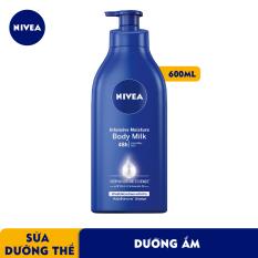 Sữa Dưỡng Thể NIVEA Dưỡng Ẩm Chuyên Sâu 600ml – 83856
