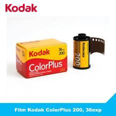 Film Kodak ColorPlus 200 , 36exp – Phim chụp ảnh 35mm