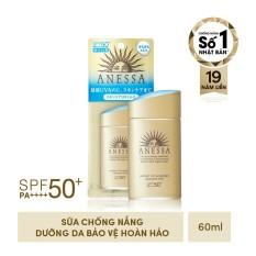 Kem chống nắng Anessa Perfect UV Sunscreen Skincare Milk 60ml