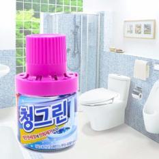 CÓ VIDEO – Chai sáp thơm thả bồn cầu diệt khuẩn khử mùi tạo hương siêu sạch