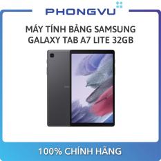 Máy tính bảng Samsung Galaxy Tab A7 Lite 32GB (Xám) (SM-T225) (Gray) – Bảo hành 12 tháng