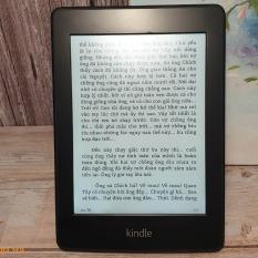 Máy đọc sách Kindle Paperwhite Gen 1 5th màn hình 6inch bộ nhớ 2GB lưu trữ hàng ngàn cuốn sách
