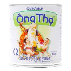 Sữa Đặc Ông Thọ Trắng Chữ Xanh Lon 380G
