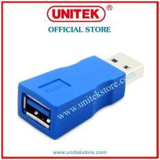 [UNITEK STORE] ĐẦU ĐỔI USB 3.0 SANG USB 3.0 UNITEK (Y-A 019)