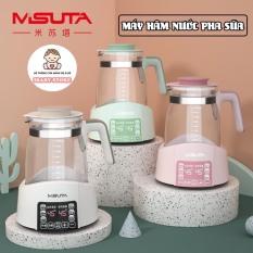 Máy đun hâm nước pha sữa Misuta giữ nhiệt 24 giờ thông minh điều khiển cảm ứng