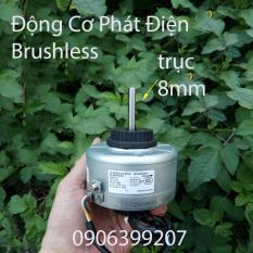 động cơ phát điện brushless