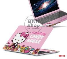 Miếng dán laptop KITTY cho Macbook/HP/ Acer/ Dell /ASUS