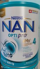 Sữa Nan Nga số 4 800g – cho bé từ 18 tháng (mẫu mới HMO)
