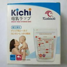 Túi trữ sữa KICHILACHI nhật 100ml (hộp 30 túi)