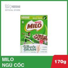 Ngũ cốc ăn sáng Nestlé MILO hộp 170g