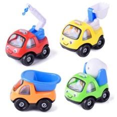 Đồ chơi xe ô tô chạy bánh đà công trường cho bé – giá 1 chiếc