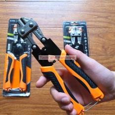 Kìm cộng lực mini Nhật Bản 200mm có khả năng cắt thép 3.5 ly, Bảo hành 12 tháng (kềm cộng lực mini, kềm kapusi, kem cong luc, kem cat sat, kem cat thep)