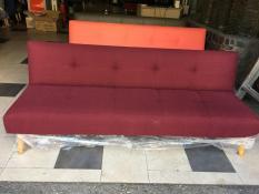 Sofa Giường vải bố êm ái, mát mẻ