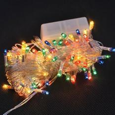 Đèn led trang trí tết, noel chớp nháy nhiều màu, dây dài 5m, tự động đổi màu – Đèn trang trí phòng khách, đèn trang trí tết – THẾ GIỚI SỈ LẺ 3