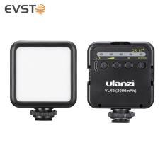ULANZI Đèn LED Video Mini VL49 Đèn Pin Tích Hợp Cho Camera Điện Thoại