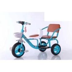 xe đạp xích lô trẻ em 2ghế cỡ to