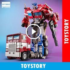 [ToyStory] Đồ chơi mô hình Transformer Optimus Prime SS38 KO BlackMamba – Aoyi Mech Mech H6001-4 – Figure Lắp Ráp Robot
