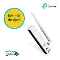 TP-Link USB kết nối Wifi chuẩn N 150Mbps Độ lợi cao -TL-WN722N -Hãng phân phối chính thức