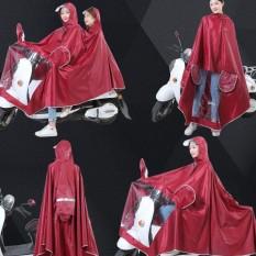Áo mưa phản quang 2 đầu có khẩu trang + bao gương