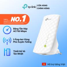 Bộ Mở Rộng Sóng Wifi TP-Link RE200 Chuẩn AC 750Mbps – Hãng phân phối chính thức