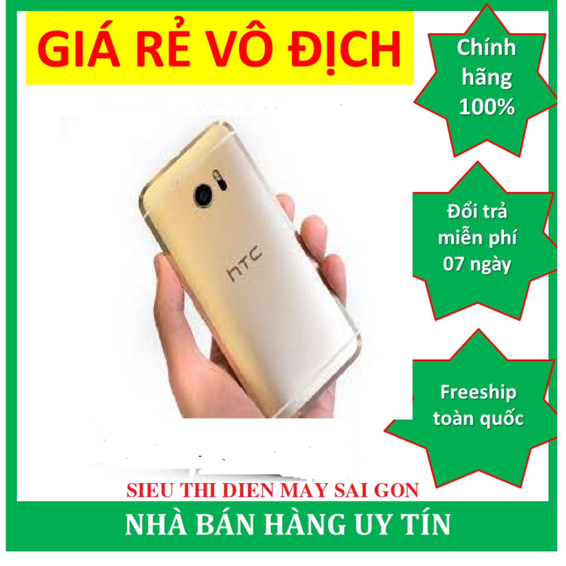 Điện Thoại HTC 10 Quốc Tế New 100% nguyên seal máy – Zin từ A–>Z. (Hàng tồn kho )