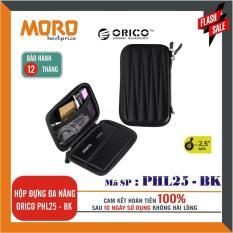 Ví chống sock ổ cứng đa năng Orico PHL25-BK