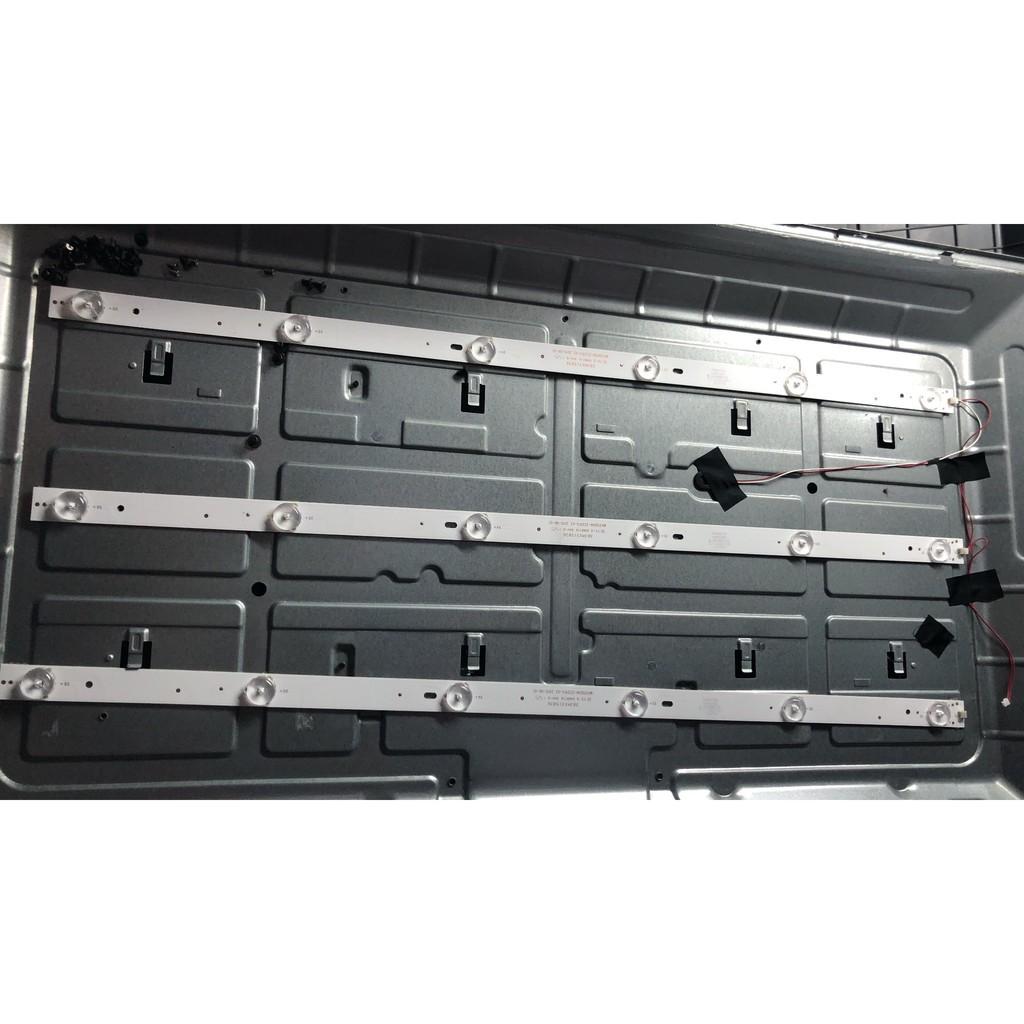 [HCM]Asanzo 32 - 6b 6v - Bộ 3 thanh 6 Led 6v cho Asanzo 32S610 32ES900 và các dòng tương...