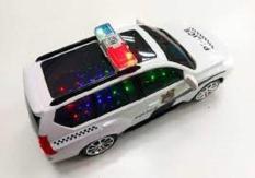 (GIẢM MẠNH) Bộ đồ chơi ô tô cảnh sát dùng pin biết đi phát nhạc có đèn, xe canh sat co den nhac