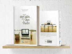 Nghĩ Đơn Giản, Sống Đơn Thuần – Tặng Bookmark Kẹp Sách