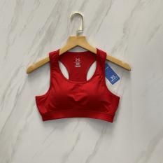 Áo bra Minatex kèm mút ngực vải mềm mịn co giãn tốt tập gym yoga earobic bơi lội đi biển cũng ok