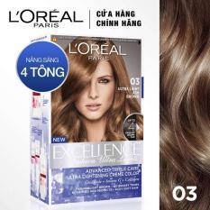 Kem nhuộm tóc nâng sáng L'Oreal Paris Excellence Fashion Ultra Light 172ml