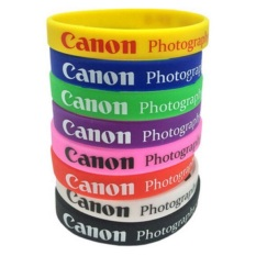 Vòng cao su đeo lens Canon nhiều màu(giao màu ngẫu nhiên)