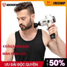 Máy mát xa cầm tay Massage chính hãng GoodFit GF211MG