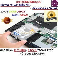 Ổ cứng HDD laptop 120GB160GB 250GB 320GB 500GB- bảo hành 12 tháng