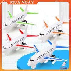Đồ chơi máy bay mô hình KIDOTA cho bé chất liệu nhựa chắc chắn bền đẹp XMH07