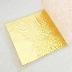 Combo 5 Lá Vàng – Nguyên Liệu Làm Và Trang Trí Slime